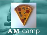 Pizza Plate (ALL YOU CAN EAT) July 3rd, Morning Camp 2018