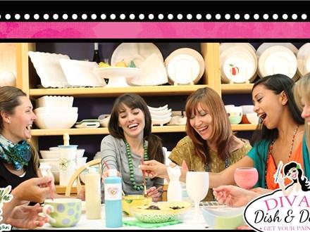 Diva's Dish & Design! -Thursday,  July 20th