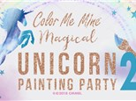 Unicorn Painting Party 2 - March 3