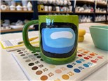 Kids Night Out - Spaceman and Starwars Mugs! - Aug,13th