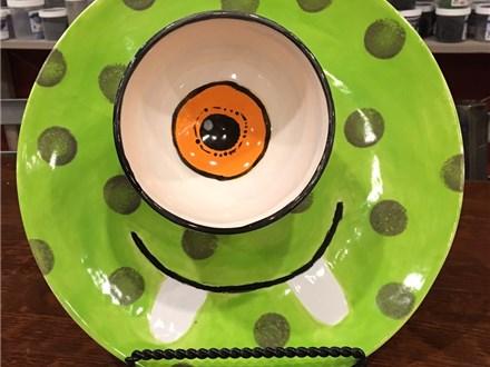 Monster BASH Monster Chip & Dip Platter Mini Camp