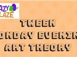 Tween Art Theory Mondays