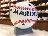Personalized Baseball! (please select today's date on calendar shown)
