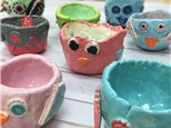 Parents Night Out: Clay Workshop