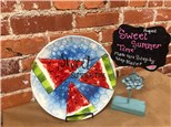 """""""Sweet Summertime"""" Bubble Step-by-Step Class at Firehouse Pottery Joplin"""