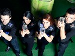 Corporate Event: Laser Quest
