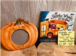 Paint Me a Story - Spooky Wheels - Oct. 8th @ 10:30 am