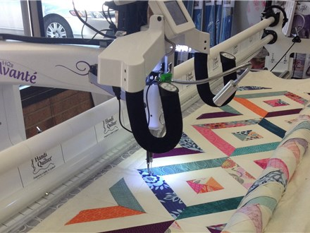 Longarm Rental Certification