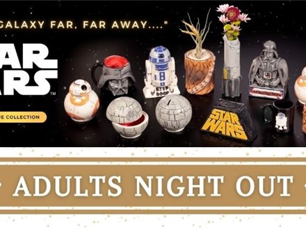 Adults Night Out: Star Wars - May 28