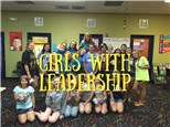 LITHIA (6th-8th): Girls With Leadership- 6 Week Series- Sept. 30th-Nov. 11th, 2019