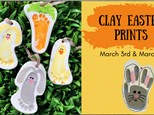 Clay Bunny Prints Event