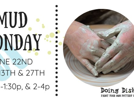 Mud Mondays Day Camp