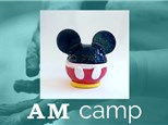 Mickey Ear Box (Animation Action) August 1st, Morning Camp 2017