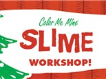 Holiday Slime & Chocolate Dipping! - Nov 22nd