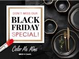 Black Friday Special - November 23