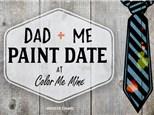 Dad + Me Paint Date - June 14 - 20