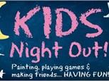 Kids Night Out! Trolls! Friday January 19