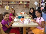 Children's Pottery Painting Party (Ages 3-15 Years)