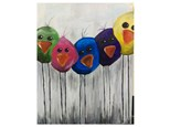 Little Birdies - Paint & Sip - May 6