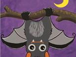 Kid's Canvas - Little Bat - Evening Session - 10.25.17