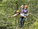 Parties: New York Zipline Adventure Tours at Hunter Mountain