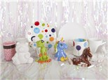 Kids Pottery Party Package