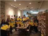 THURSDAY NIGHT BYOB Canvas Paint & Sip Night- East Williston