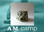 Mummy Luminary (Clay at Your Own Risk) August 24th, Morning Camp 2017