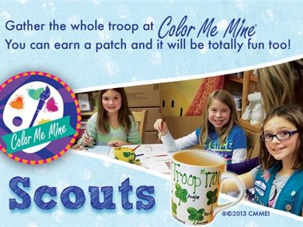 Scout Badge Classes