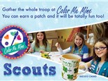 Scout Badge Classes