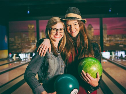 Weekend Day Open Play Bowling - 2 Hours