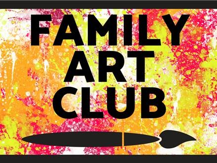 Family Art Club: DreamCatcher - September 26