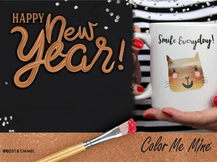 Resolution Mugs! - Jan 3rd