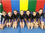 Party at Gymnastics for kids, Julie's Gym