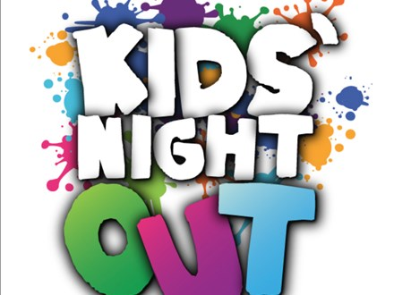 Kids Night Out - Friday -  07.03.20