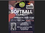 The Cages Summer Softball Clinic - June / July 2020