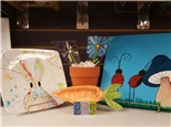 Tie-Dye Rabbit Tuesday: Spring Break Camp Single Day