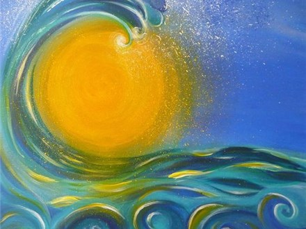 Ocean Fun Paint Night - 7/26