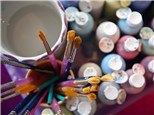 Ceramic Painting Parties at CLAY N' LATTE (ages 6-12)