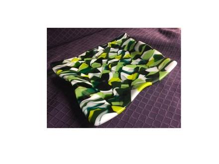 Glass Class: Jagged Platter