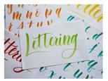 Lettering & Watercolor #1