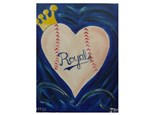 Love the Royals  - Paint & Sip - June 1