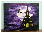 Witch House Paint Class
