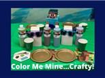 Color Me Mine...Crafty!