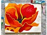 Poppy Paint Class - WR