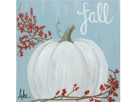 Fall Pumpkin - Thurs. Oct. 4 at 7pm