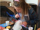 Monday Early Release Art Enrichment Classes- Weekly from 1:15-2:45 pm