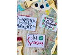 Christmas Card Lettering Class (Series 1)