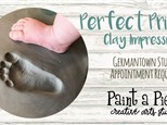 Perfect Prints Clay Impressions & Ornaments - Germantown Studio