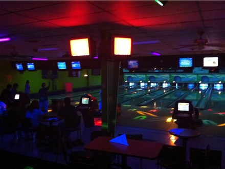 Glow Bowling - Unlimited Bowling per person Friday Nights